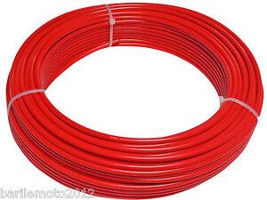 3-Metri-Guaina-Rosso-Teflon-5mm-Filo-Freno-Cambio-Bici-Olanda-MTB-City