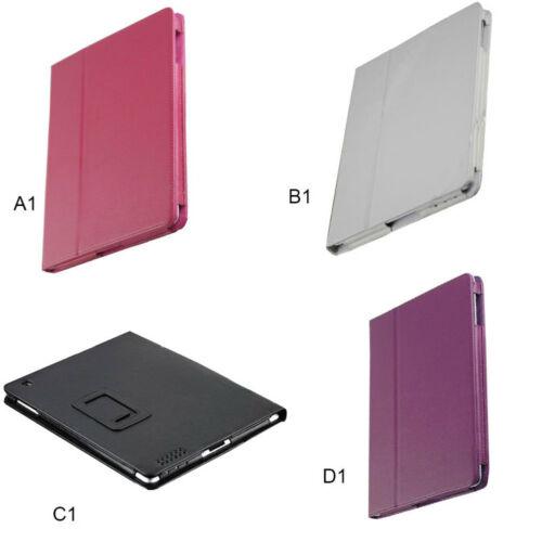 Para iPad Mini 1/2/3/4 Smart Con Patrones Abatible Cuero Billetera Estuche De pie Cubierta DG