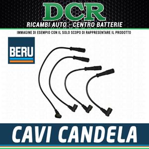Kit cavi candele accensione BERU ZEF785 FIAT