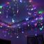 96-LED-Butterfly-Curtain-Fairy-String-Lights-Lamp-Xmas-Romantic-Wedding thumbnail 5