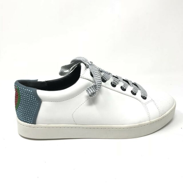 05342ecd0 Circus By Sam Edelman Womens Size 9.5 Collins Watermelon Sneakers White NEW