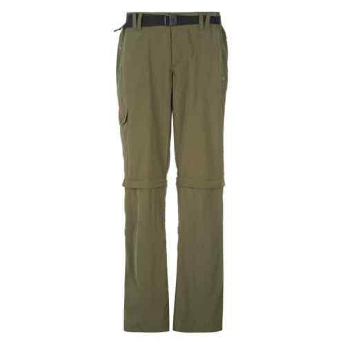 Karrimor Womens Aspen Zip Off Trousers Convertible Pants Bottoms Lightweight