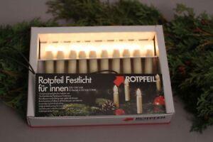Rotpfeil-Holiday-Lights-Inside-10-Candles-230-V-Lighting-Advent-Decoration-Xmas