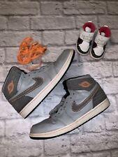 huge selection of 28994 5997f item 2 Rare 🔥 Nike Air Jordan 1 Retro  93 Wolf Gray Bright Citrus Size 13  580514-045 -Rare 🔥 Nike Air Jordan 1 Retro  93 Wolf Gray Bright Citrus  Size 13 ...