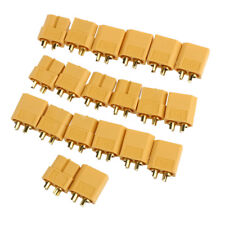 Connectors 10 Pairs Xt60 Female / Male Bullet for RC Battery L5h1 Hot