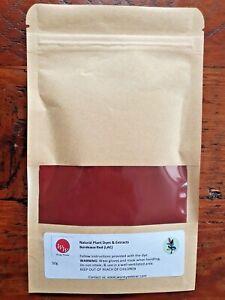 LAC naturali COLORANTE in Polvere Estratto (Bordeaux Rosso) 200g