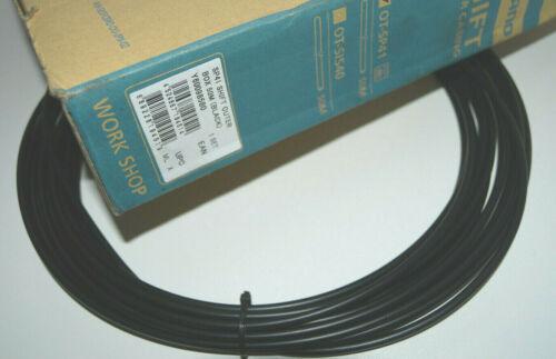 Shimano SIS-SP41 Schaltaußenhülle schwarz 10 Meter Grundpreis €1,99//1m