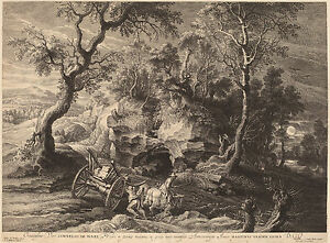 Peter-Paul-Rubens-Rocky-Landscape-by-Bolswert-after-Rubens-Fine-Art-Print