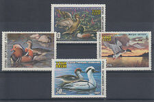 Russia, 1989-1992 Duck Stamps, 4 different, VF