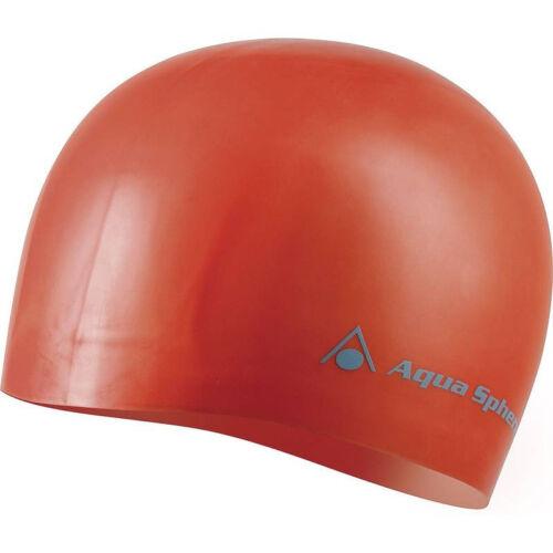 AquaSphere Volume Cap PROTECTS LONG HAIR Silicone Triathlete Swim Pool Bath NEW