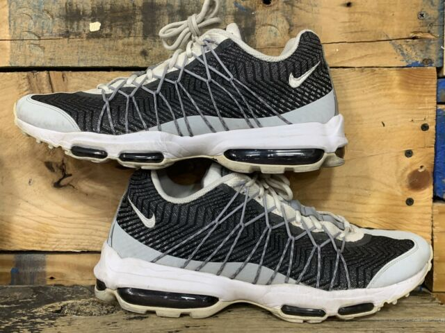 Size 11 - Nike Air Max 95 Ultra Jacquard Gray for sale online | eBay
