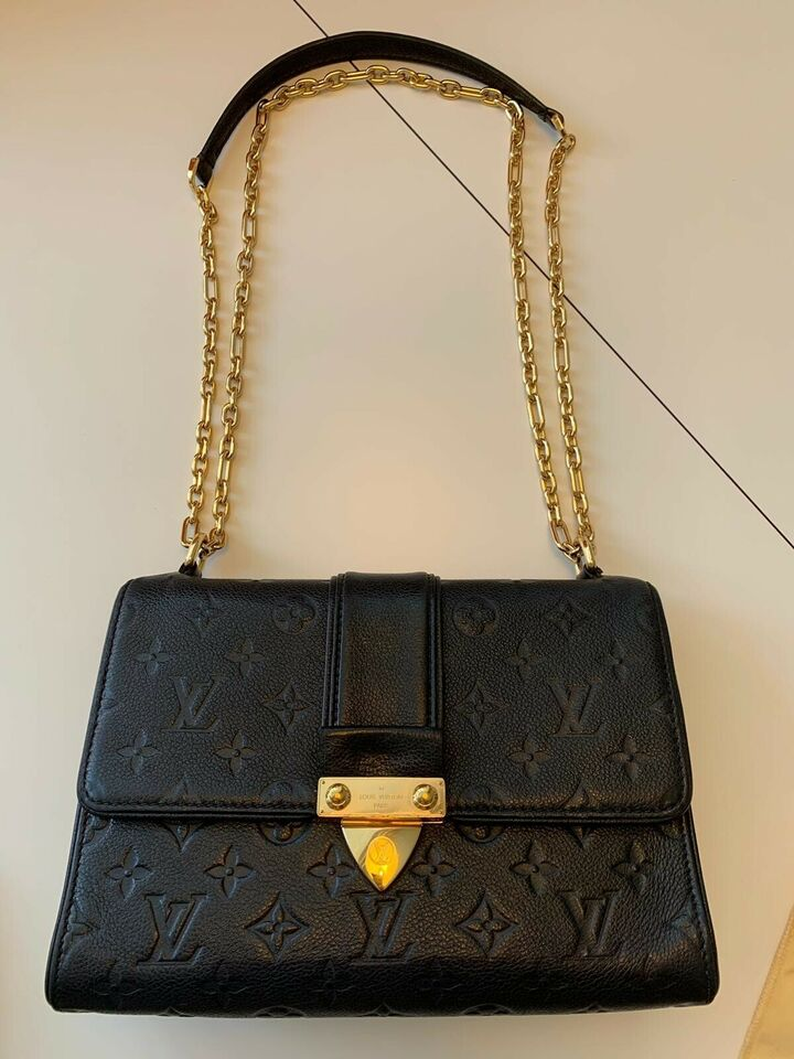 Crossbody, Louis Vuitton, læder