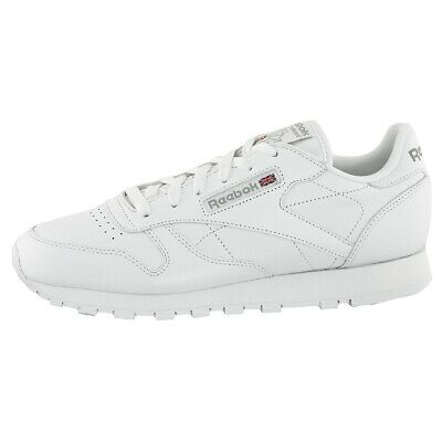 Reebok Classic Leather Sneaker Damen WEISS 37 2232