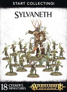 Début Collecting Sylvaneth Games Workshop Âge De Sigmar Order Grand Alliance