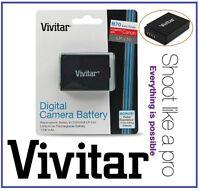 Hi-capacity Vivitar Lp-e10 Lithium Ion Battery For Canon Lp-e10