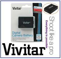 Hi-capacity Vivitar Lp-e10 Lithium Ion Battery For Canon Lp-e10