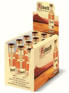 1000ml-35-40-Asbach-Urbrand-38-Alc-12-Flaschen-je-0-04-Liter-Weinbrand