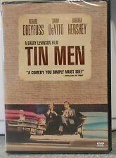 Tin Men (DVD, 2002) RARE 1987 COMEDY DANNY DE VITO / RICHARD DREYFUSS BRAND NEW