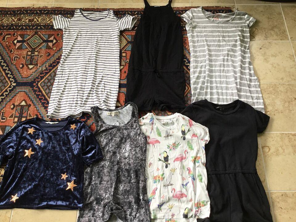 Blandet tøj, Sommertøj, kjole