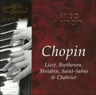 Grand Piano: Chopin, Liszt, Beethoven, Skriabin, Saint-Sa‰ns & Chabrier (CD, May-1998, Nimbus)