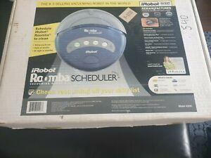 Irobot Roomba Scheduler Robotic Floor Vacuum New Battery For Parts Read Ebay