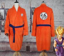 Hot Anime Naruto Namikaze Minato Bath Robe Fleece Winter Sleepwear Xmas Gift