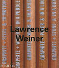 Lawrence Weiner by Benjamin H. D. Buchloh, Alice Zimmerman (Paperback, 1998)