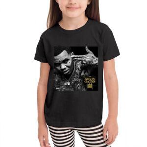 Age 2-6 Kids Toddler Kevin Gates Islah Little Boy/'s Girl/'s Fashion T Shirts