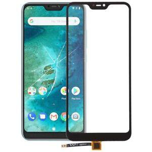 Reparatur-Displayglas-Touch-Screen-fuer-Xiaomi-Mi-A2-Lite-LCD-Schwarz-Ersatz-Neu