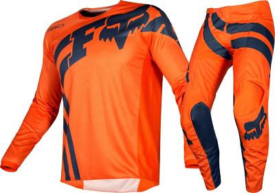 2019 Fox 180 Cota Motocross Kit Combo - Orange, 38/xxl