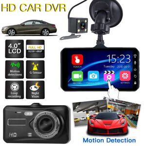 4-0-039-039-Touch-FHD-1080P-Dual-Lens-Car-DVR-Reversing-Camera-Video-Dash-Cam-Recorder