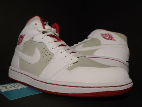 I 1 2009 Wit 011 Grijs Og Rood Haas 9 Retro Bugs Jordan Nike Air Bunny 374454 0mnN8wOv