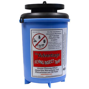 Details about Fly Trap Outdoor Fly Control Trap House Fly Trap Stable Fly  Trap Advantage