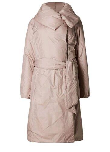 Una Dusted amp;s Quilt Coat Size Bnwt 20 Pink Stormwear M Per w7IFE