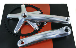 48T Racing OTA Bicycle Crankset Single Speed Track MTB Fixed Gear bike Cranks