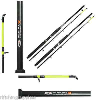 Other Fishing Rods 2 X Brand New Boat Fishing Rods Boat Max 6ft 2 Piece 25lb Sea Fishing Rod Ngt Relieving Rheumatism