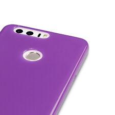 Extreme Element Flexible Drop Proof TPU Gel Case Precision Purple Huawei Honor 8