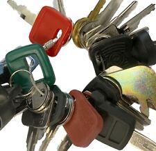 Heavy Equipment Key Set 24 Keys Master Keys On Ring Construction Keys