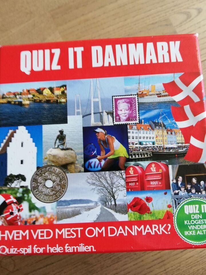 Quiz it Danmark, Paratviden, quizspil