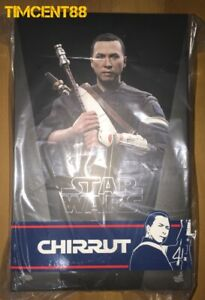 Ready Hot Toys MMS402 Rogue One A Star Wars Chirrut Îmwe Imwe Donnie Yen Normal