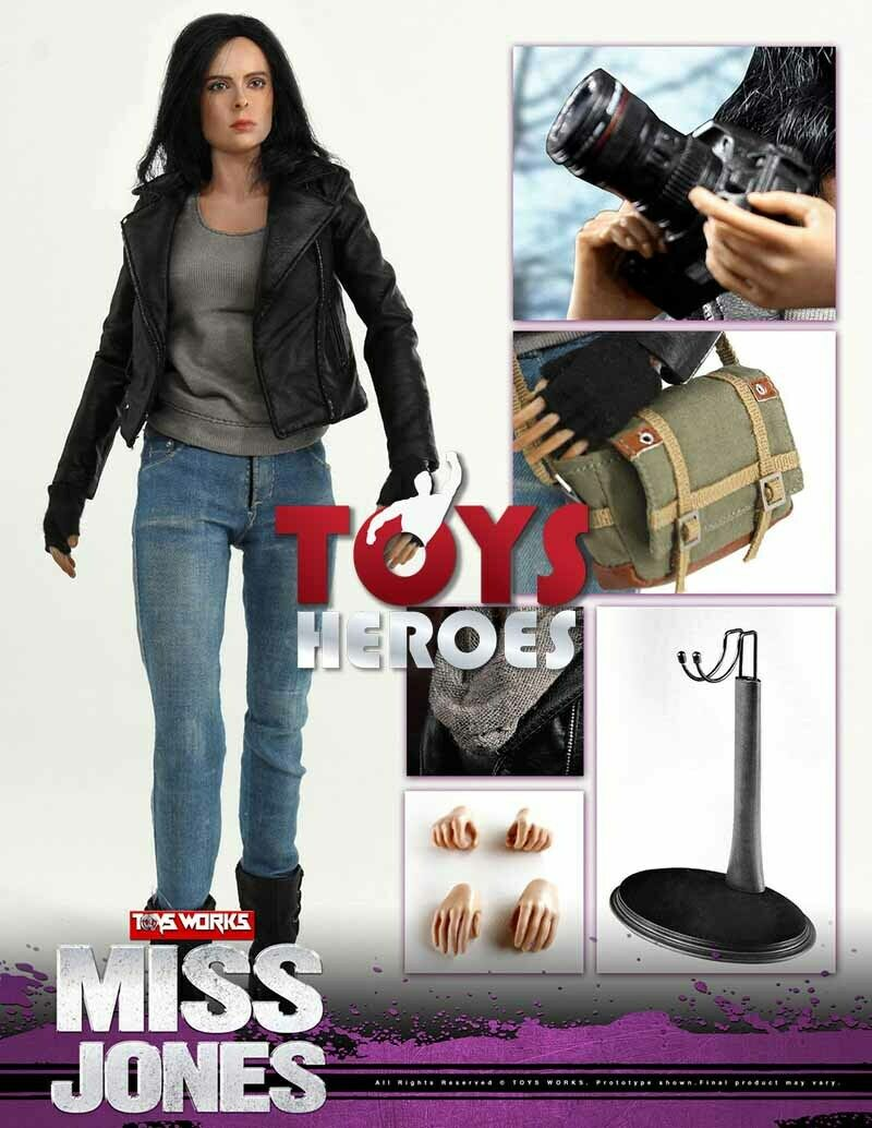 TOYS WORKS TW007 MISS JONES MISS JONES Preorder