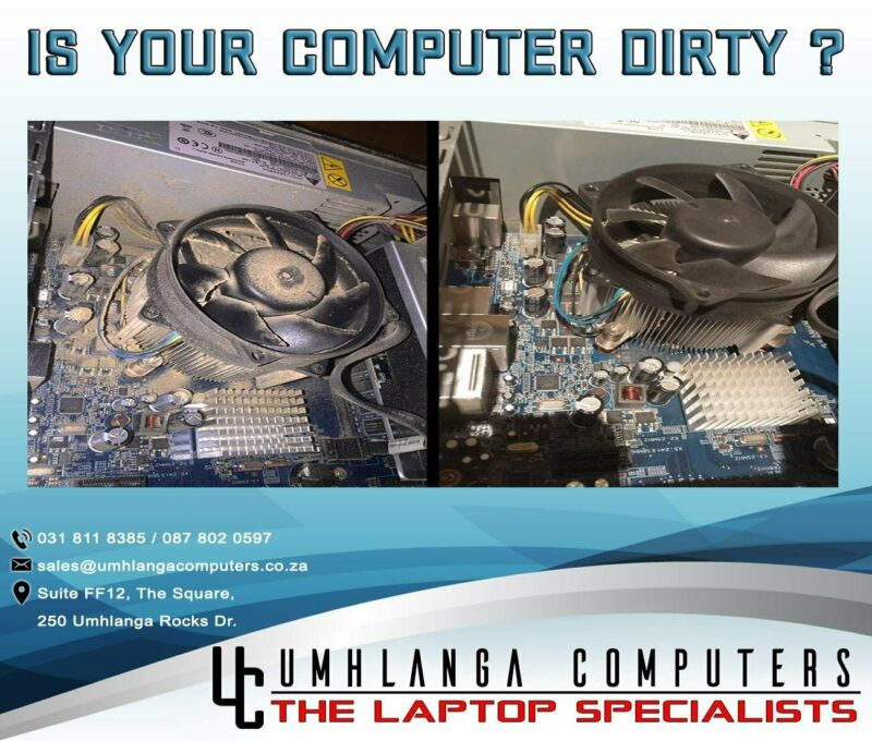Dirty Computer?
