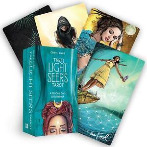 The-Light-Seer-039-s-Tarot-A-78-Card-Deck-amp-Guidebook-by-Chris-Anne