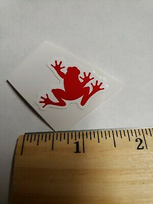 "1.75/""  FROG SRAM  RED cl Mountain Bike Mtb Bikes ROAD Shox bicycle STICKER DECAL"