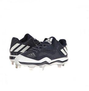 Carbon Black Metal Baseball uomo 13 Adidas Taglia Tacchetti Mid Shoes freakx da z8q8wX