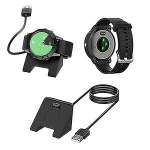 Cargador-USB-Base-de-Carga-Para-Garmin-Vivoactive-4-Fenix-6X-6S-5-Forerunner-945