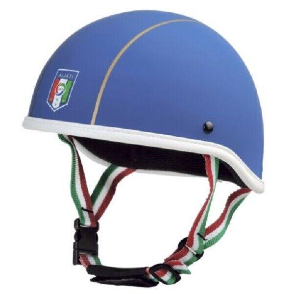 Casco Ciclo Bicicletta a Scodella Originale Duraleu Desmo ITALIA FIGC
