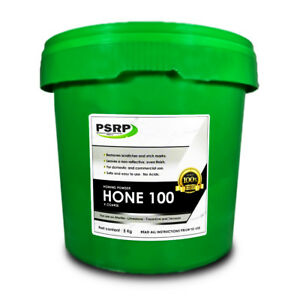 Details About Psrp Hone 100grit 5kg Honing Cleaning Powder For Travertine Marble Limestone