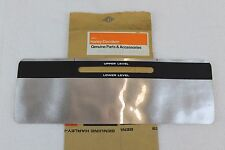 66237-73 HARLEY DAVIDSON VINTAGE BATTERY DECAL 1970'S FX SHOVELHEAD SPORTSTER
