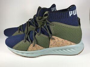 buy online 6b0cc 3d183 Details about PUMA Ignite Wave EvoKnit Wave Training Shoes Sz 9 RARE!!  (Retail $135)
